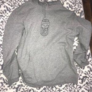Shane Dawson Diet Root beer sweater